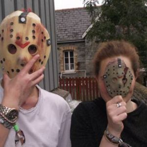 Jason Mask Hide